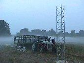 Early morning Fog - I'm talkin 6am.